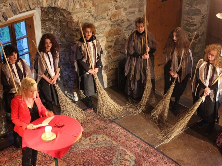 Lesung Walpurgisnacht 2015
